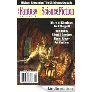 Fantasy & Science Fiction Magazine May/June 2012