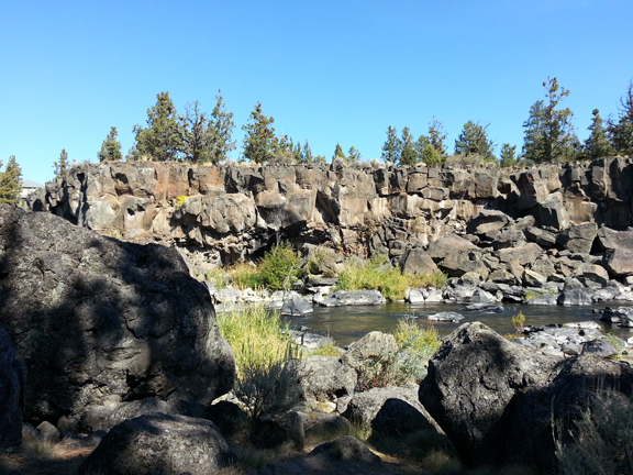 Sawyer Park, Bend, Oregon
